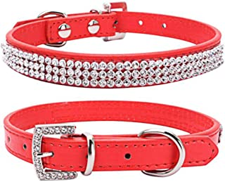 cowgirl bling dog collars