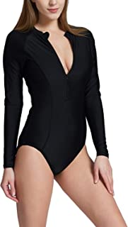 Best womens long sleeve one piece bathing suit Reviews