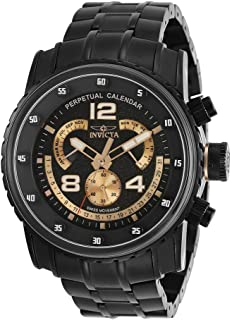 Invicta Men's Analogue Quartz Watch with Stainless Steel Strap 29969