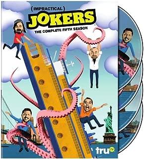 Impractical Jokers S5 (DVD)