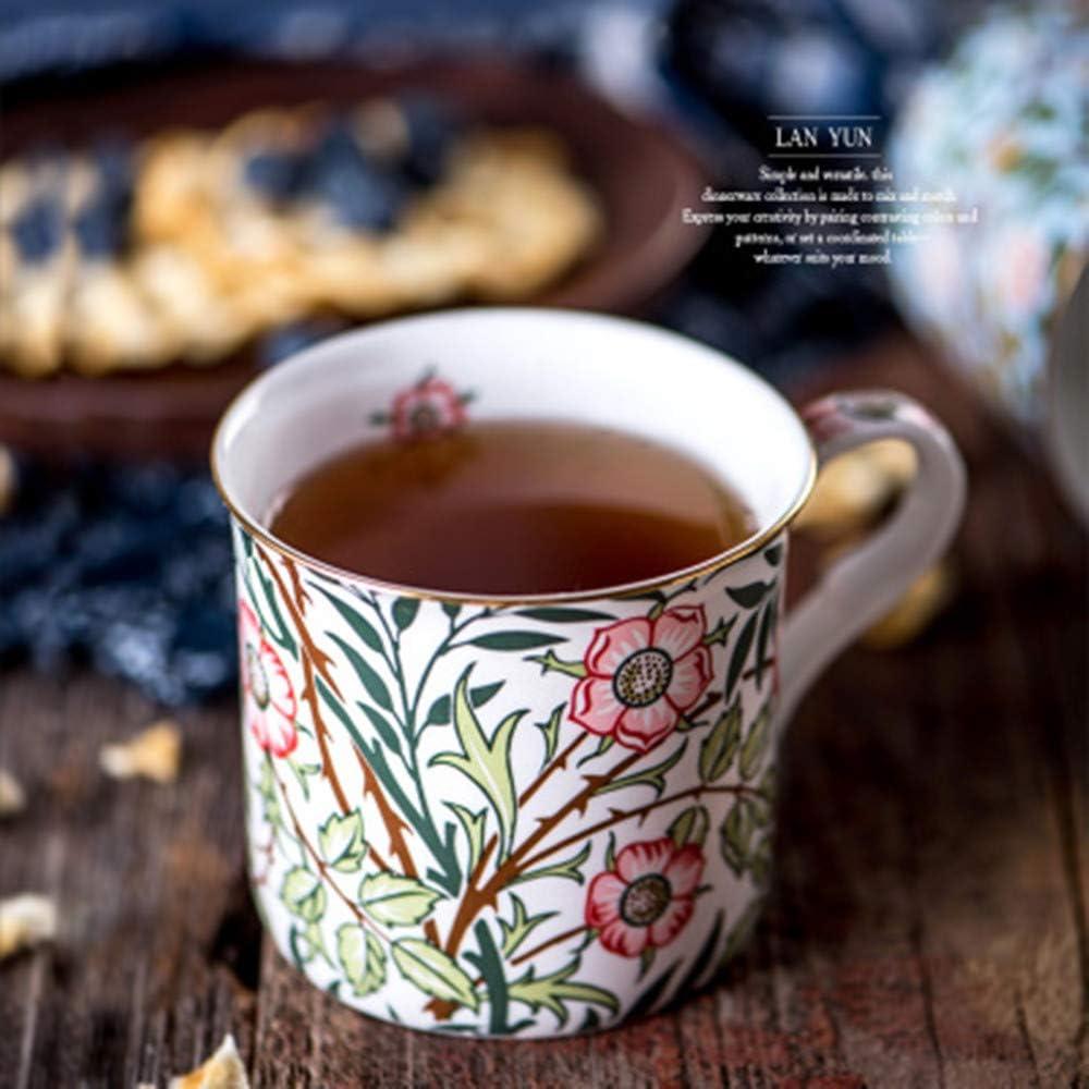 Taza de porcelana para té