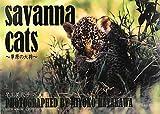 savanna cats―草原の大将 早川美代子写真集