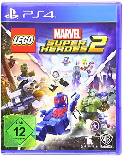 LEGO Marvel Superheroes 2 [PlayStation 4]