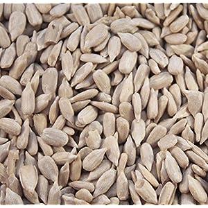 25KG MALTBYS STORES SUNFLOWER HEARTS WILD BIRD FOOD ( 2 X 12.5KG )
