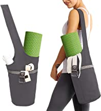 s/échage Rapide /épais Multifonction voidbiov Sacs de Tapis de Yoga avec Poches de Rangement r/ésistant /à labrasion Respirant de Haute capacit/é