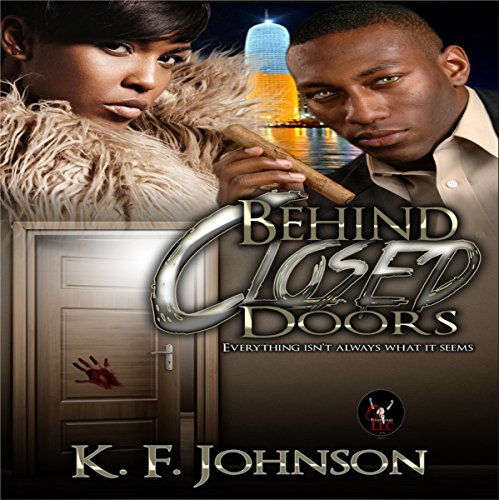 Behind Closed Doors: Love Hurts audiobook cover art