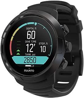 Suunto D5 Wrist Dive Computer W/ Usb Cable All Black