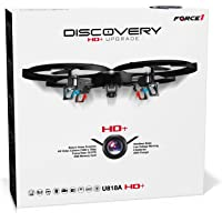 Force1 U818A Discovery HD Remote Control Drone with Camera