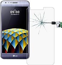 الهاتف المحمول خفف من الزجاج السينمائي 10 PCS for LG X Cam 0.26mm 9H Surface Hardness 2.5D Explosion-proof Tempered Glass Screen Film خفف من الزجاج السينمائي