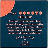 Tom Dixonツールをクリップ–真鍮