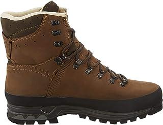 Meindl Brown, Zapatos de High Rise Senderismo para Hombre