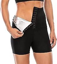 Dames Joggingbroek Sauna Leggings Anti-cellulitis Dames Sportbroek Voor Fitness Sport Gym (Color : C, Size : XXX-Large)