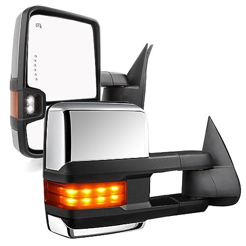 GMC Sierra Mirror with Signal: Amazon com