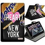 Karylax - Funda de protección universal para tablet Archos 97c Platinum de 9,7 pulgadas, diseño...