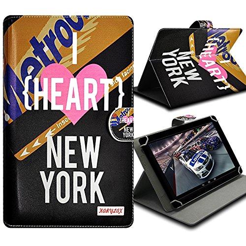 Karylax - Funda de protección universal para tablet Archos 97c Platinum de 9,7 pulgadas, diseño ZA09