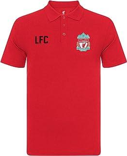 comprar comparacion Liverpool FC - Polo oficial para niño - Con el escudo del club