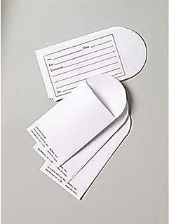 Dukal TEC 4415 Tech-Med Printed Pill Envelope, 3