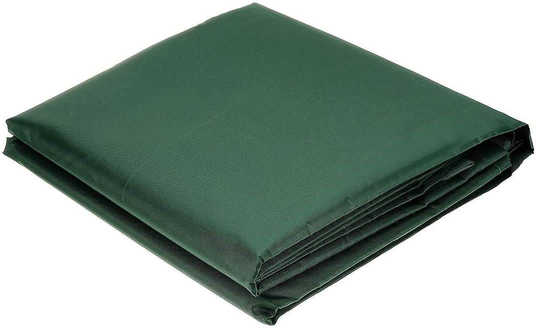 HJLINA Garden Ranking TOP17 Furniture Covers Green Patio 67% OFF of fixed price Outdoor Waterproof Ga