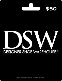 dsw shoes gift card