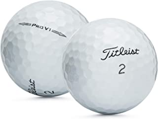 Titleist Pro V1 2013 AAAAA Recycled Like New Golf Balls , 24-Pack, Latest Version