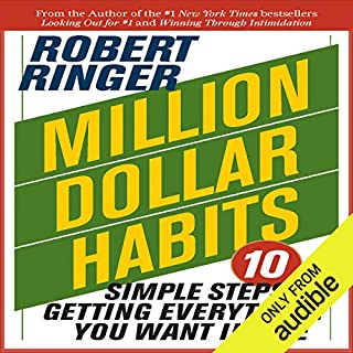 Million Dollar Habits audiobook cover art