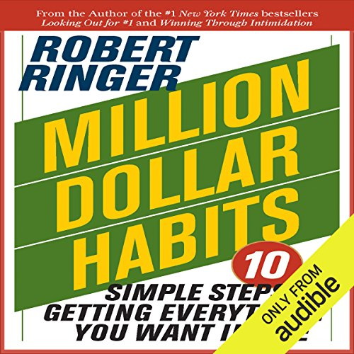 Million Dollar Habits audiobook cover art