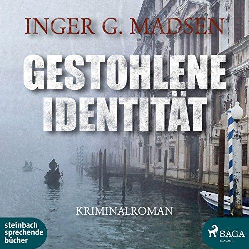 Gestohlene Identität audiobook cover art