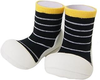 ベビーフィート ベビーシューズ スニーカー baby feet (12.5cm, アーバン イエロー(11))