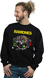 Absolute Cult Ramones Men's Road to Ruin Sweatshirt