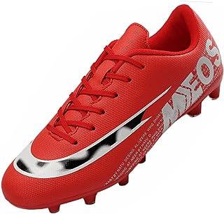 LIANNAO Voetbalschoenen voor heren, voor jongens, voetbal, atletiekschoenen, Spikes, professionele sneakers, trainingsscho...