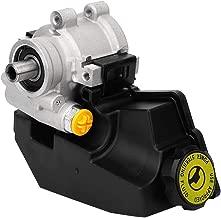 Qiilu Power Steering Pump Assist Pump Compatible with 96 97 98 99 00 01 Jeep Cherokee, 97 98 99 00 01 02 03 Jeep TJ, 97 98 99 00 01 02 03 Jeep Wrangler 20-38771