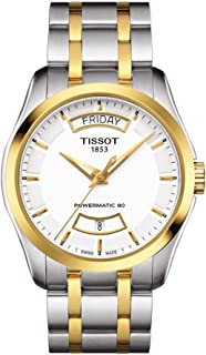 Tissot Couturier Powermatic 80 Chronograph Automatic Mens Watch T035.407.22.011.01