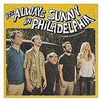 2020 フィラデルフィアの常時晴れの日 壁掛けカレンダー (DDW2482820)