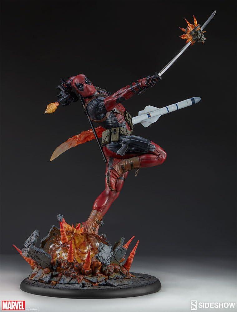 Sideshow collectibles vampirella Deadpool Heat-Seeker