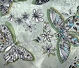 C.Pauli - Bio Baumwollstoff mit Schmetterlingen I