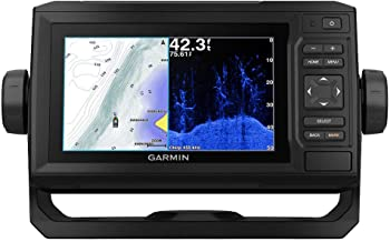 Garmin ECHOMAP Plus 74CV, US Offshore G3 w/GT23, 010-01894-05