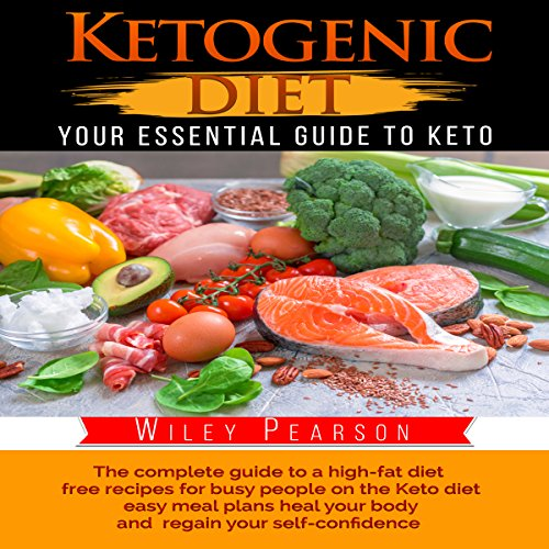 Ketogenic Diet: Your Essential Guide to Keto audiobook cover art