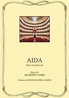 Aida - Libretto d'opera (Italian Edition)