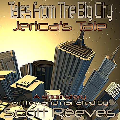 Tales From the Big City audiobook cover art