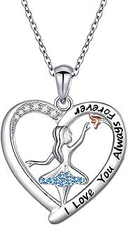 Best i love dance necklace Reviews