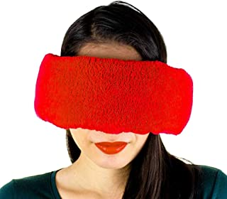 Wrap-a-Nap - Travel Pillow, Sleep Mask & Ear Muff in One. Sleep Anywhere on Airplanes, Cars, Camping, Dorm Rooms, in the Office or at Home. Ultra-Soft Neck Pillow & Reading Pillow. by Wrap-a-NapTM