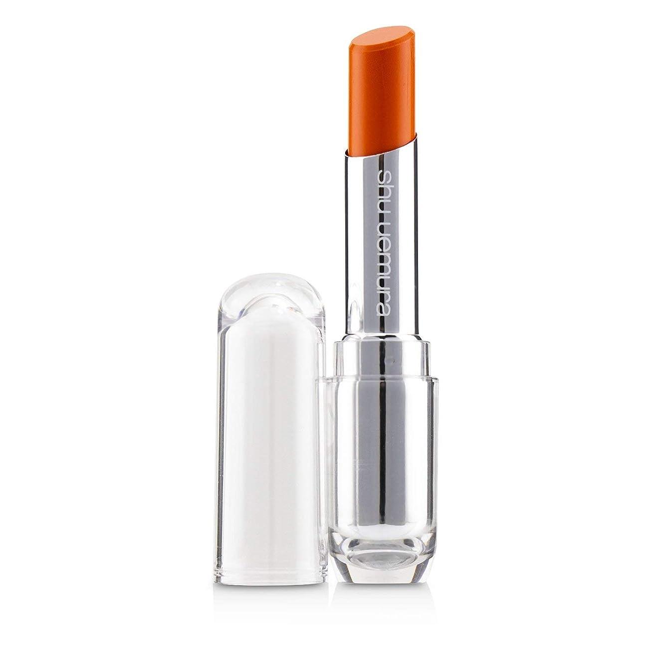 意外とティーム実業家シュウウエムラ Rouge Unlimited Sheer Shine Lipstick - # S OR 550 3.2g/0.01oz並行輸入品