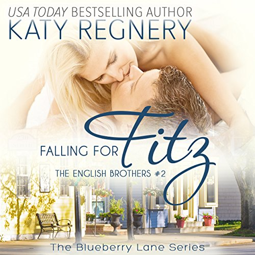 Falling for Fitz: The English Brothers #2 audiobook cover art