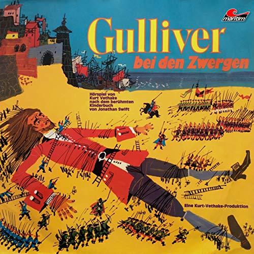 Gulliver bei den Zwergen Titelbild