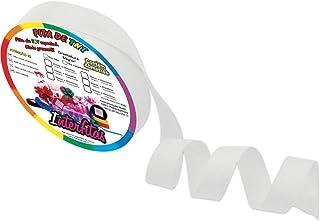 Interfitas 3707, Fita de TNT Lisa, 25 x 40 m, Multicolor