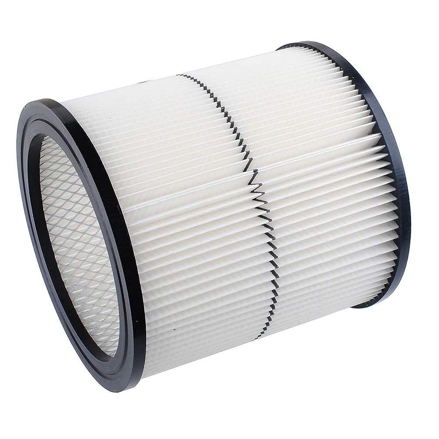 Ketofa 9-17884 Vacuum Filter Replacement Parts Compatible with Craftsman 17935 17937 17920 17921 17922 17929 Cartridge Shop Vac Filter - Fit 6/8/12 and 16 Gallon Vacs wanrrxivqazgr9