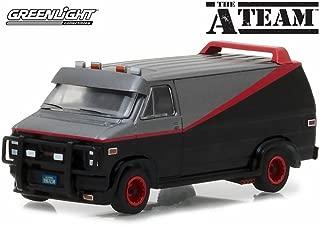Greenlight 1983 GMC Vandura, The A-Team 44790B - 1/64 Scale Diecast Model Toy Car