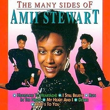 The Many Sides of Amii Stewart