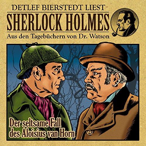Der seltsame Fall des Aloisius van Horn cover art