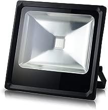 SEIKOH LED投光器 30W 緑色 750LM 広角120度 防水 IP65 A42YKM000C